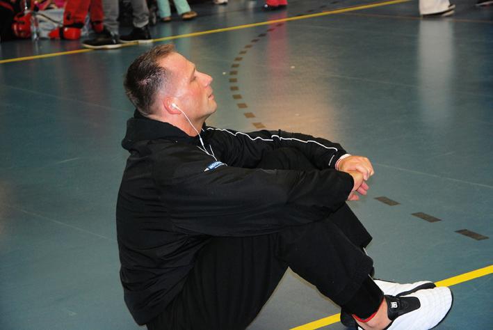 Geslaagd LMA Trainer/Coach Braziliaans Jiu Jitsu