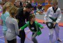 160 Kinderen beleven taekwondo met Hwa-Rang Dragon